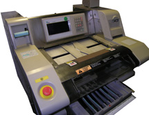 Весовой этикетировщик-упаковщик лотков с продуктами DIGI FX-3600XL