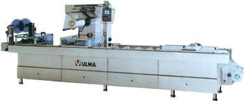 Термоформовочная вакуум-упаковочная машина ULMA (Испания). Нажмите для просмотра.
