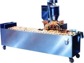 Автомат HTG26 для изготовления  печенья с начинкой