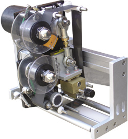 Термопринтер HP-241. Идеален для термо термотрансферной печати на любом материале, включая пластики, материю и фольгу, до трех строк информации. Нажмите для увличения